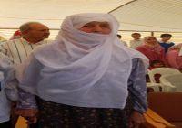 Antalya Manavgat'ta Dağlıca şehidi Mustafa Uysal'ın annesi Nefise Uysal