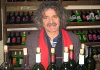 İzmir Şirince'de Kıvırcık Şarapevi